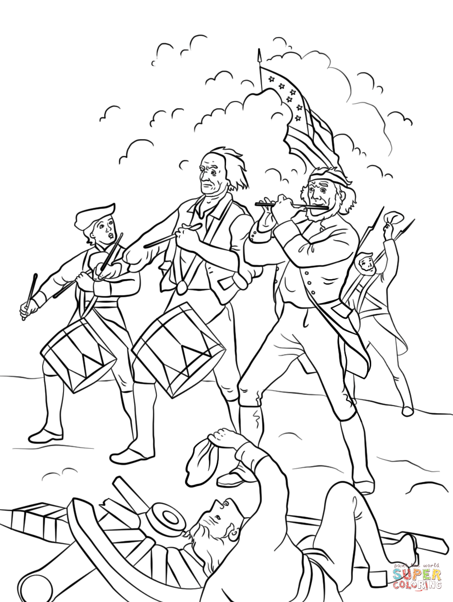 american revolution coloring pages american revolutionary war coloring pages download and coloring american pages revolution