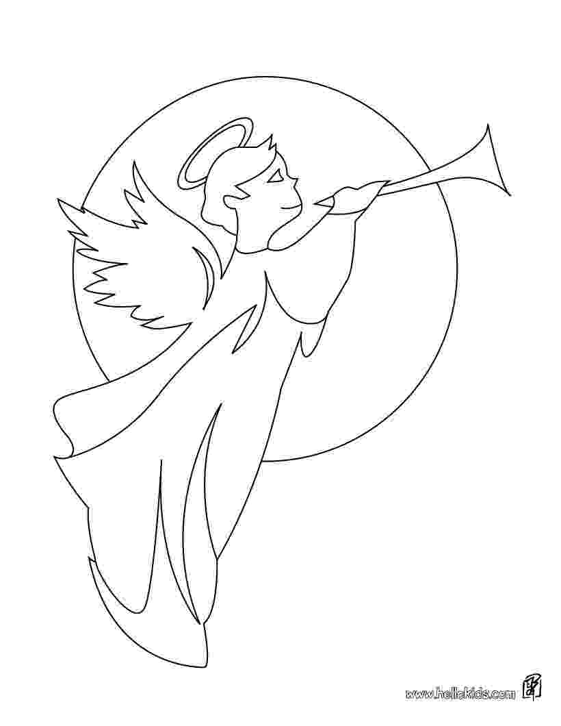 angel gabriel coloring page saint gabriel coloring page angels pinterest coloring angel gabriel page