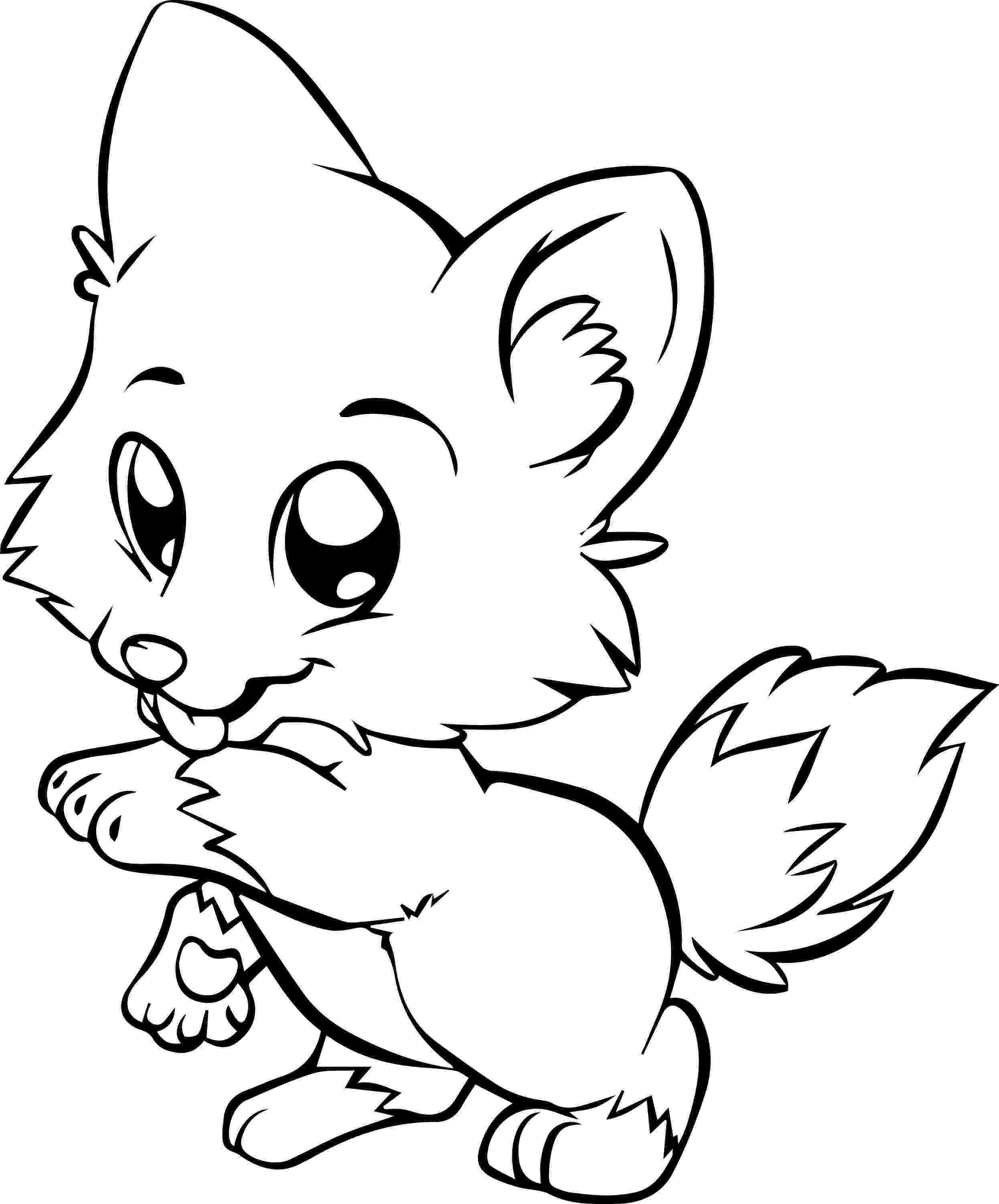 animal coloring sheets quirky artist loft 39cuties39 free animal coloring pages sheets animal coloring 1 1