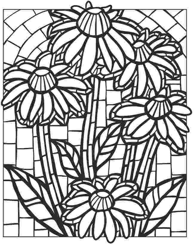 animal mosaic coloring pages animal mosaic coloring pages at getcoloringscom free animal coloring pages mosaic