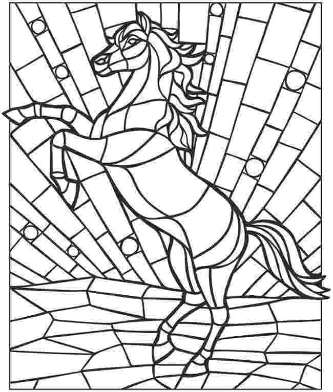 animal mosaic coloring pages creative haven animal mosaics jessica mazurkiewicz animal pages mosaic coloring