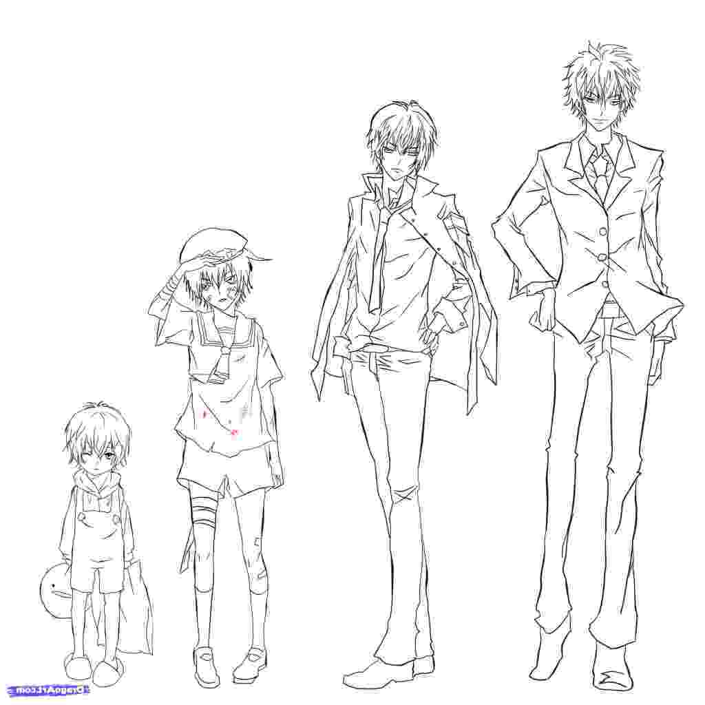 anime boy body anime body templates for drawing at getdrawings free anime body boy