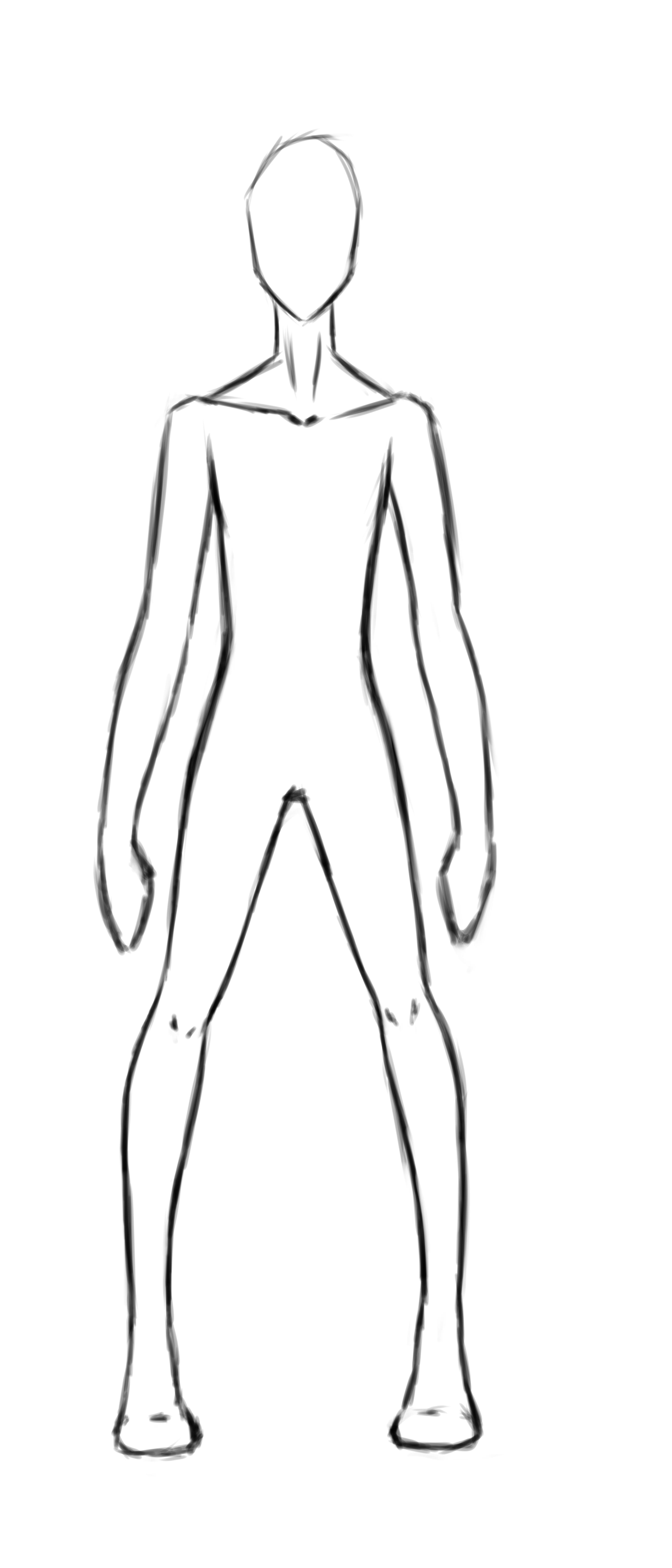 anime boy body how to draw an anime body drawingforallnet body boy anime