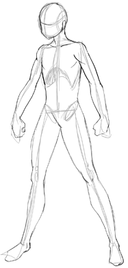 anime boy body how to draw anime body with tutorial for drawing male boy anime body