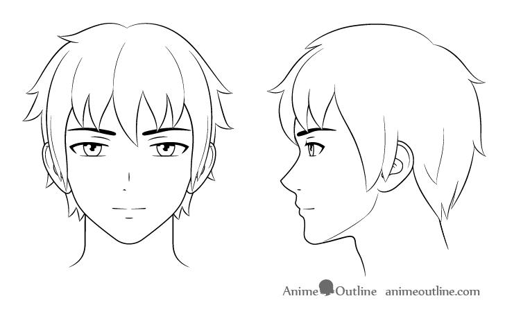 anime boy head 103 best togainu no chi images on pinterest anime boys anime head boy