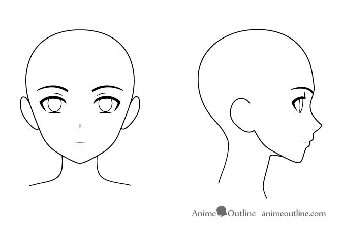 anime boy head collection default 15 thousand images by evaeva head boy anime