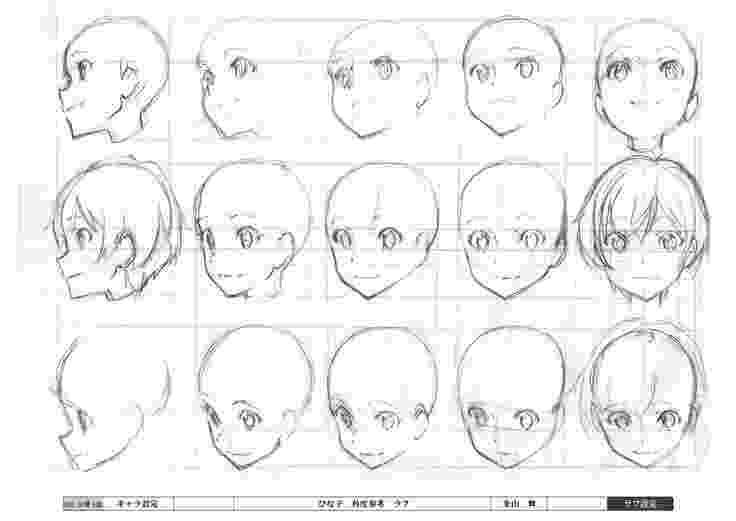 anime boy head head angle reference anime face drawing anime head anime boy head