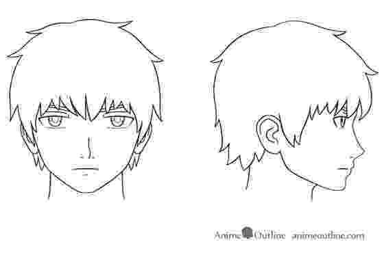anime boy head why do japanese animations not look like japanese people head anime boy