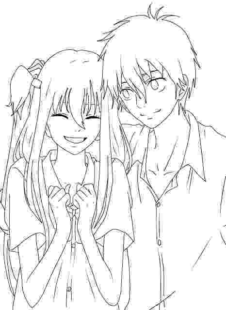 anime couple coloring pages anime coloring pages best coloring pages for kids pages anime couple coloring