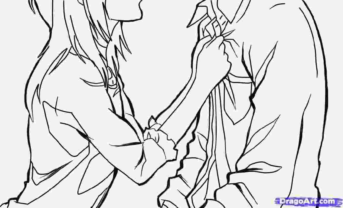 anime couple coloring pages anime coloring pages getcoloringpagescom coloring pages couple anime