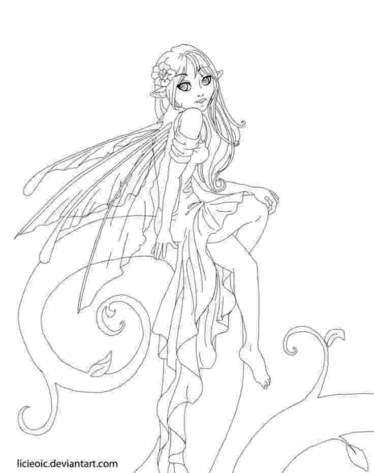 anime fairy coloring pages 541 best images about coloring pages on pinterest fairy pages anime coloring
