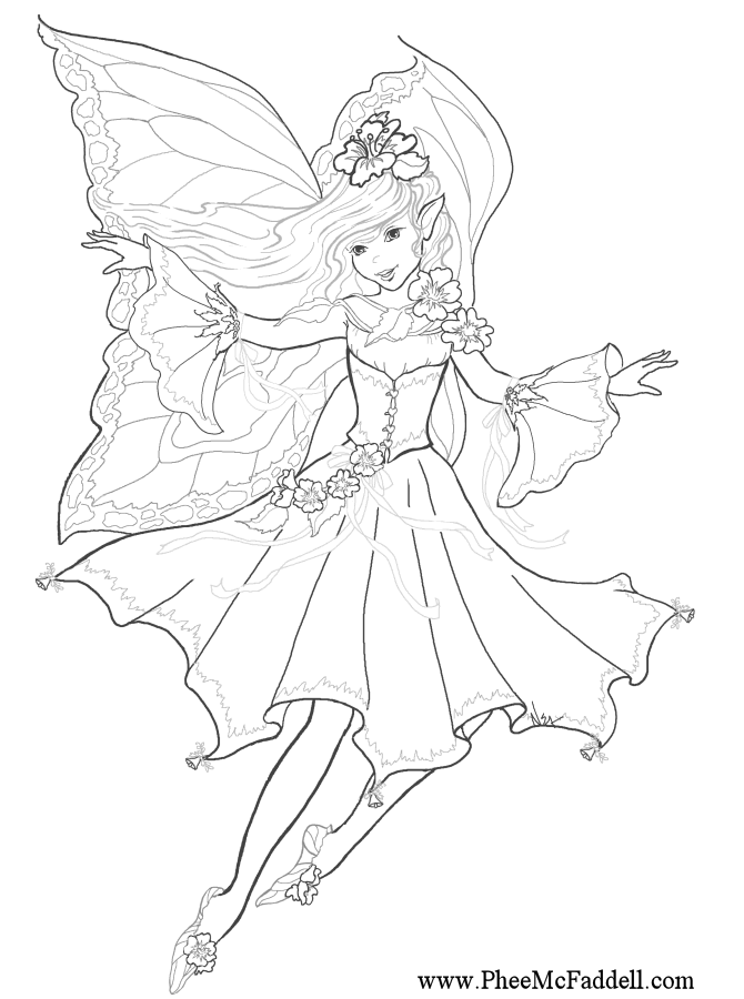 anime fairy coloring pages coloring book evelyn coloring anime pages fairy