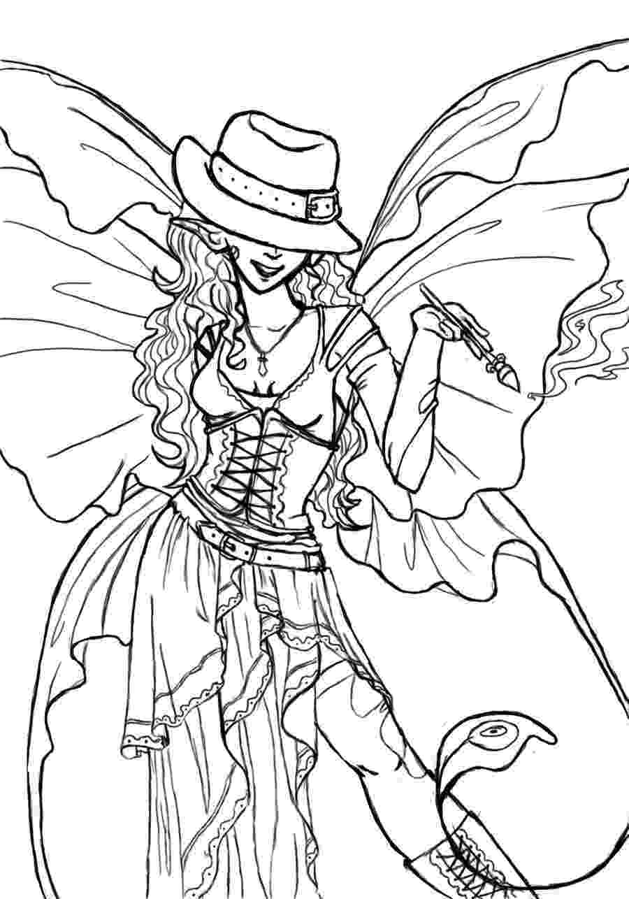 anime fairy coloring pages lineart fairy by jk blueberry on deviantart anime pages fairy coloring