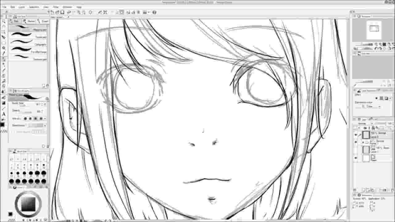 anime tutorials different types of anime and manga hair styles manga anime tutorials