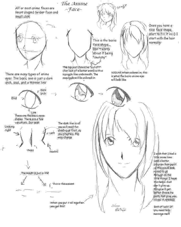 anime tutorials how to draw anime learn to do beautiful anime drawings anime tutorials