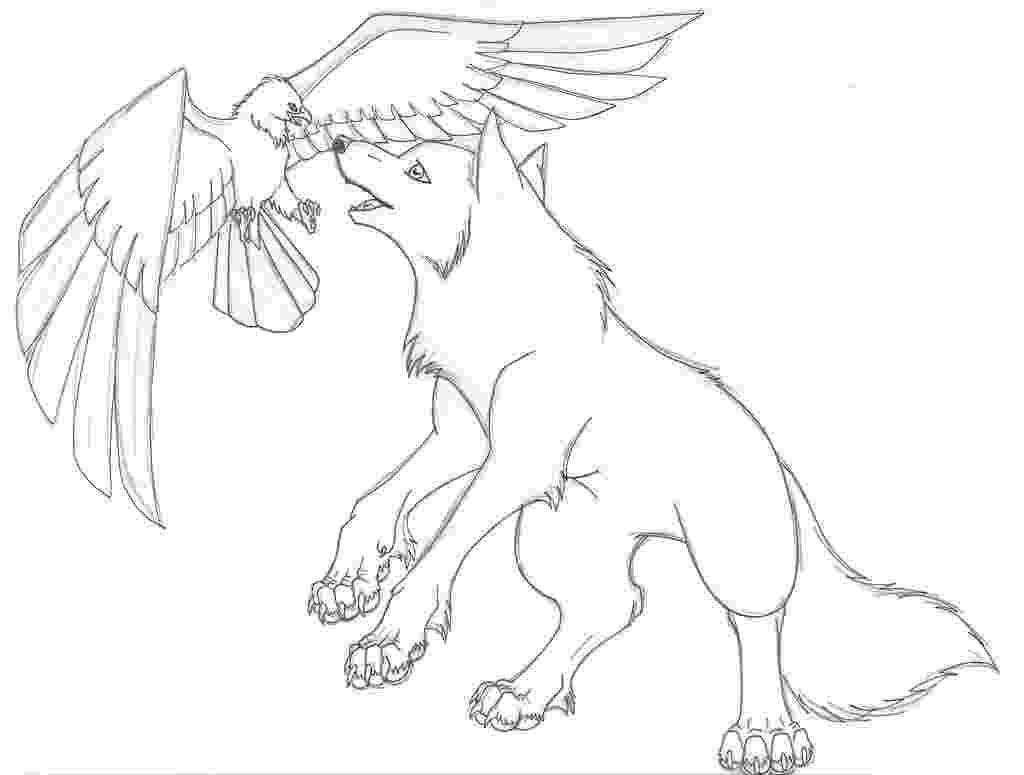 anime wolf coloring pages anime wolf pack coloring pages coloring home coloring wolf pages anime