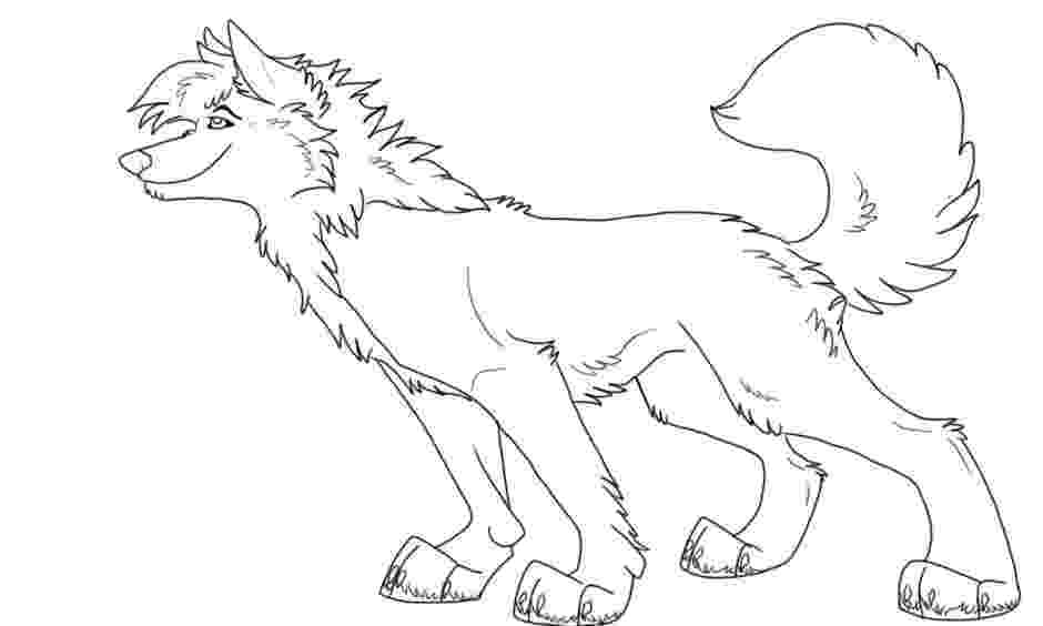 anime wolf coloring pages coloring pages anime coloring pages free and printable wolf pages coloring anime