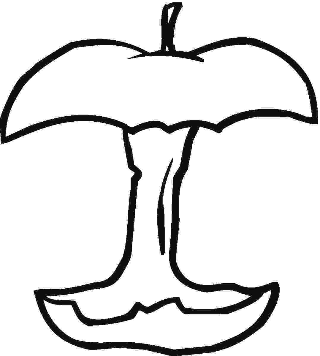 apple coloring apple coloring pages for preschoolers 360coloringpages apple coloring