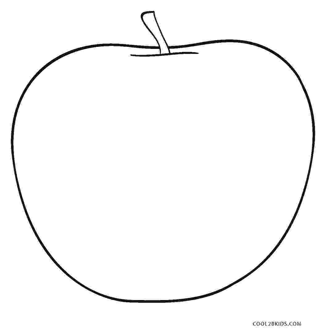 apple coloring apple coloring pages for preschoolers 360coloringpages apple coloring 1 1