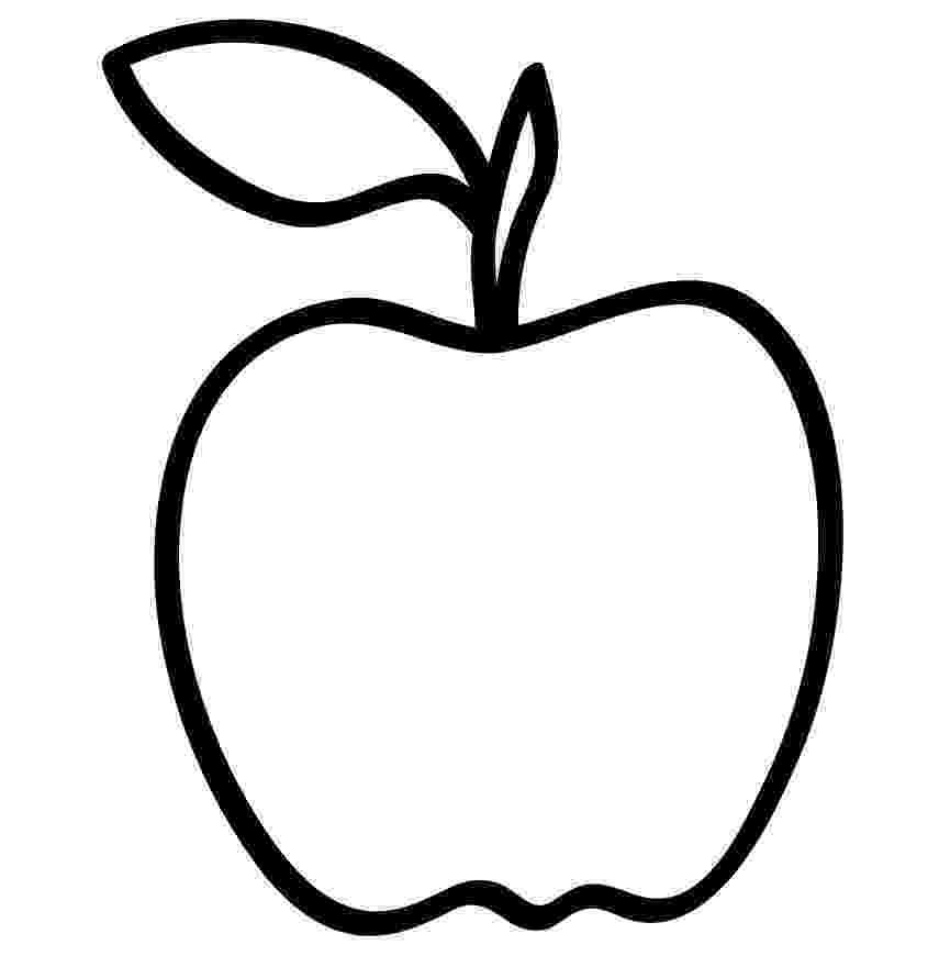 apple coloring good apple coloring page wecoloringpagecom coloring apple