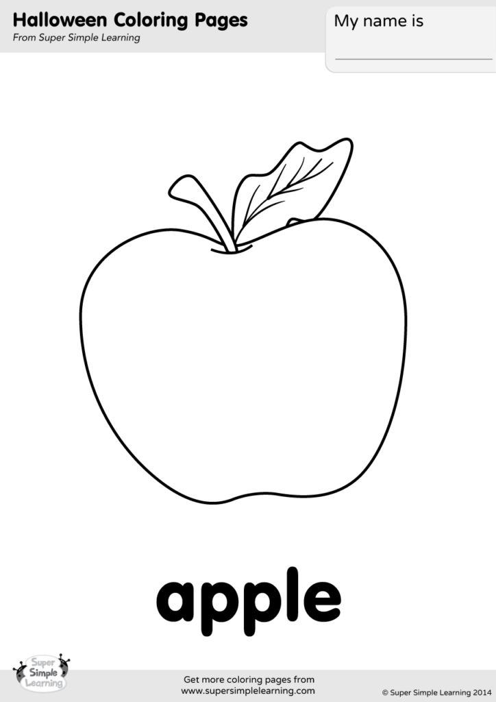apple coloring images apple coloring page super simple images coloring apple