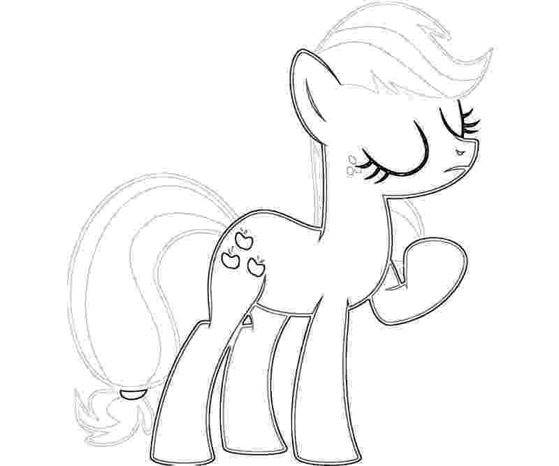 applejack coloring page my little pony coloring pages team colors applejack coloring page