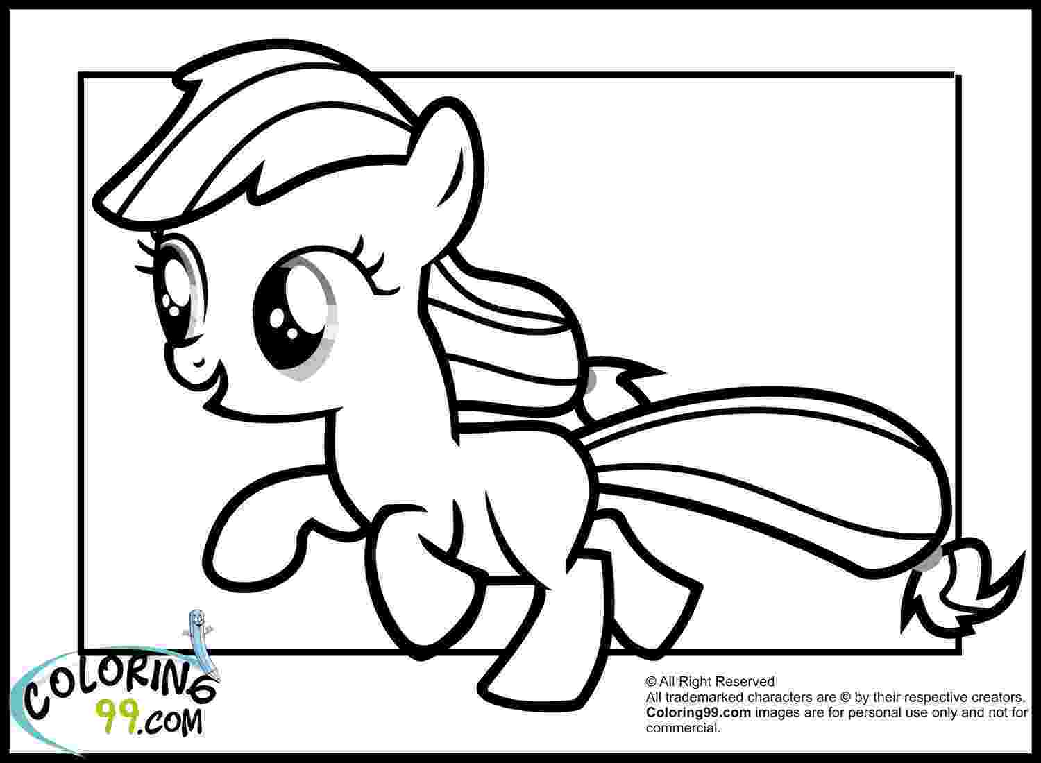 applejack pony coloring pages my little pony applejack coloring pages getcoloringpagescom pony applejack coloring pages