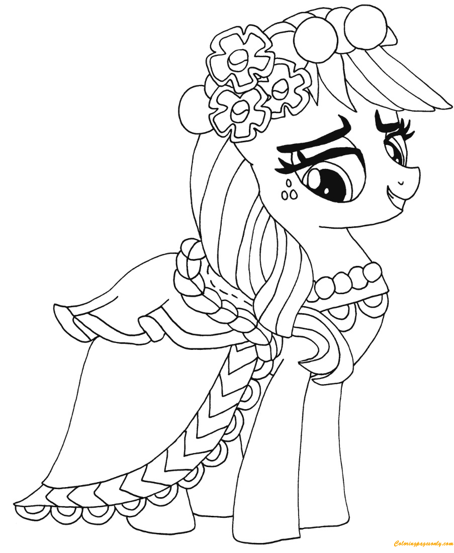 applejack pony coloring pages my little pony coloring pages applejack and rainbow dash pages pony coloring applejack