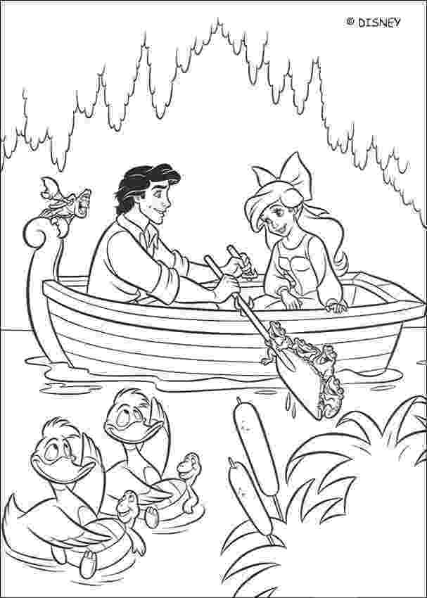 ariel and eric coloring pages free printable ariel coloring pages for kids cool2bkids coloring eric ariel and pages