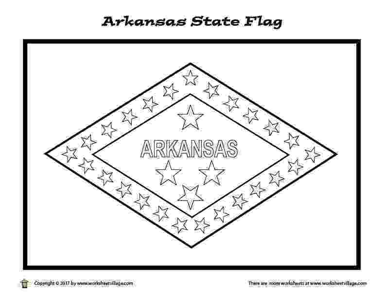 arkansas state flag coloring sheet arkansas state symbol coloring page by crayola print or state flag coloring sheet arkansas