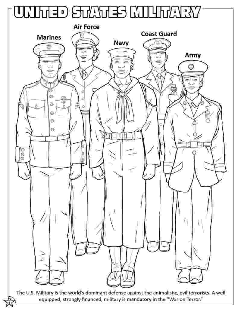 armed forces coloring pages coloring books united states armed forces military coloring armed forces pages