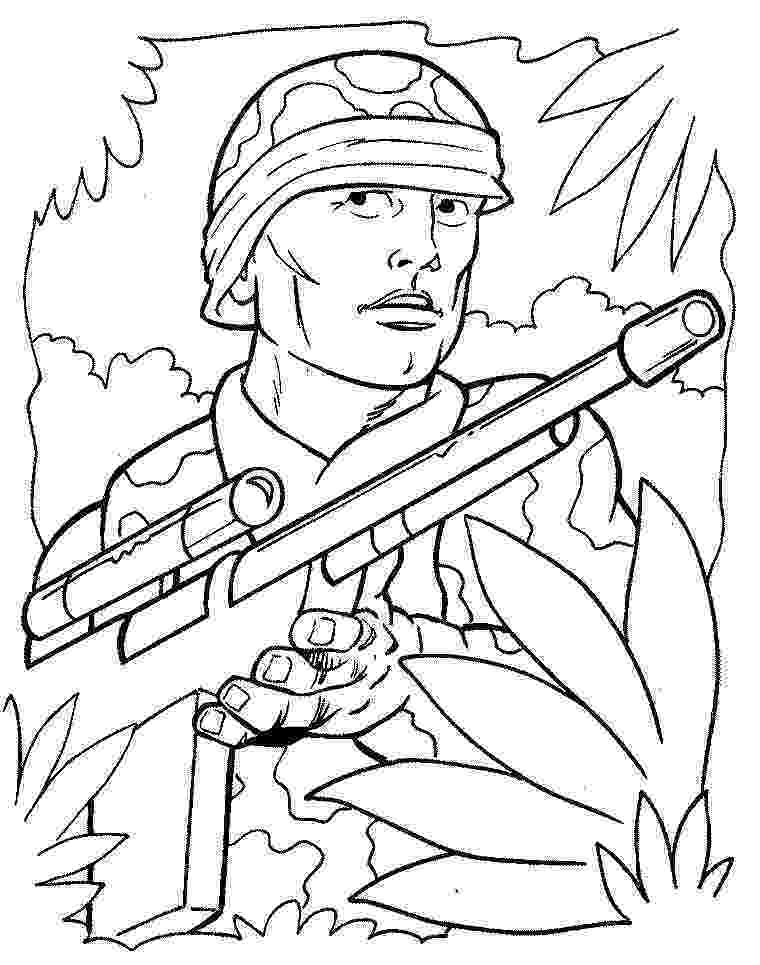 army colouring pictures soldier coloring pages to download and print for free pictures army colouring