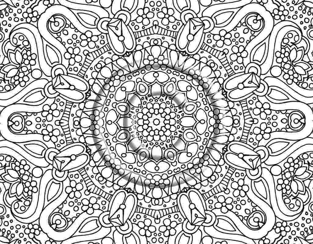 art pages to color free printable abstract coloring pages for adults pages to color art