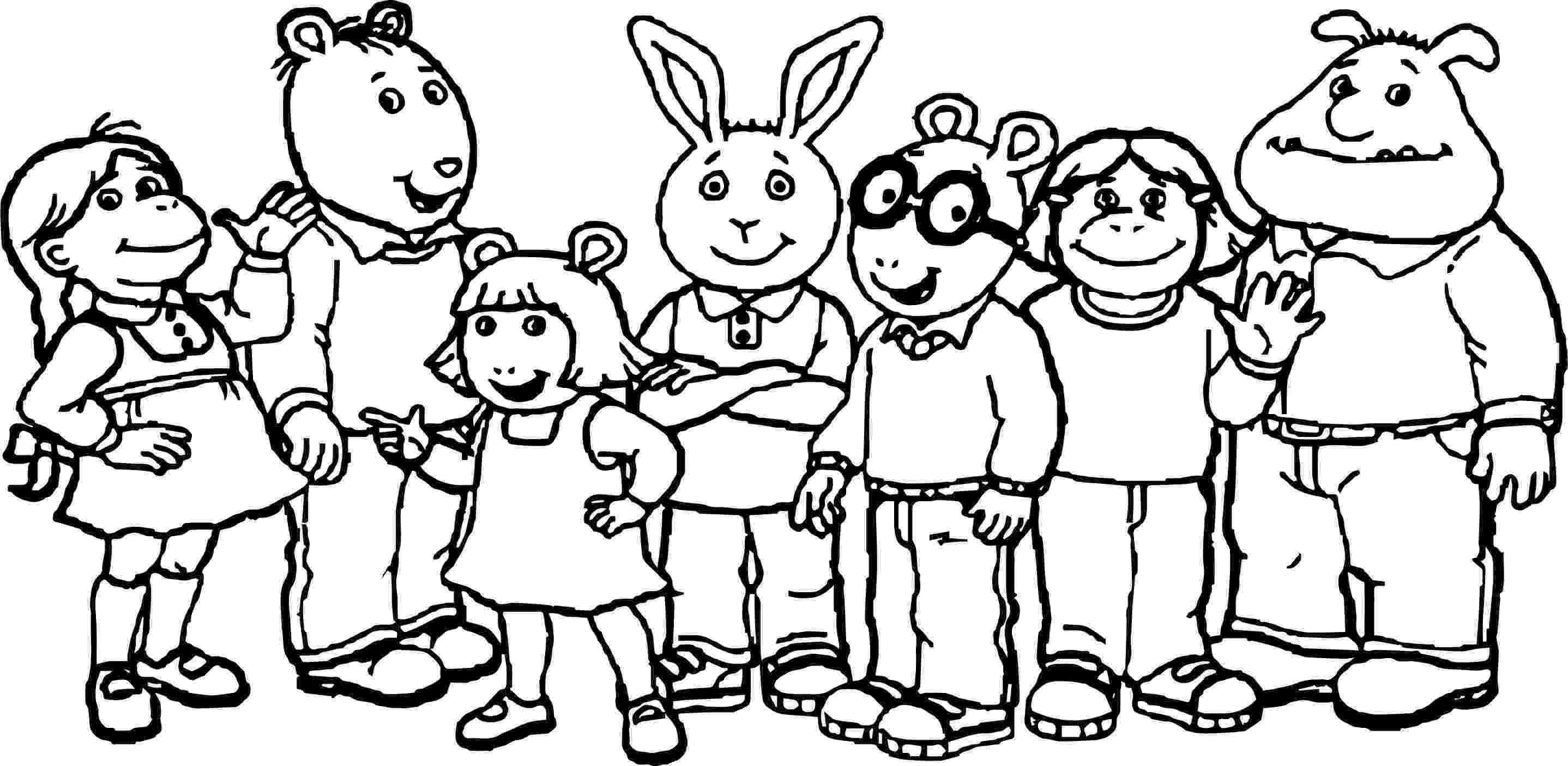arthur coloring pages arthur coloring pages to download and print for free coloring arthur pages