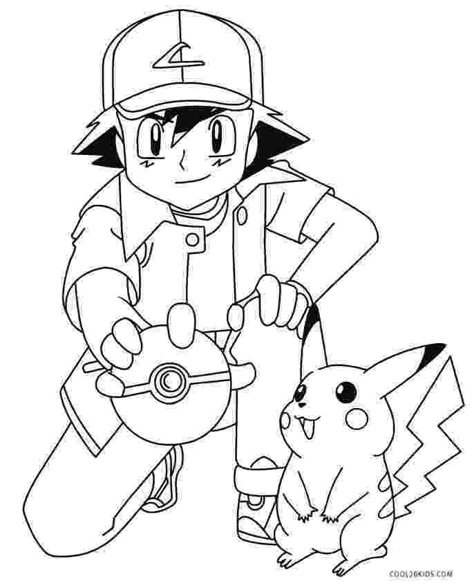 ash ketchum coloring pages ash ketchum so enthusiastic on pokemon coloring page ash ketchum coloring pages