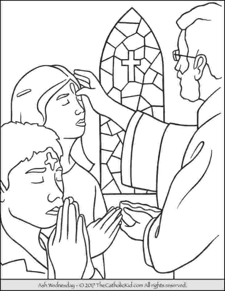 ash wednesday coloring pages ash wednesday coloring pages best coloring pages for kids coloring ash wednesday pages