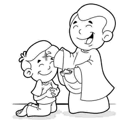 ash wednesday coloring pages the catholic kid catholic coloring pages and games for wednesday ash pages coloring