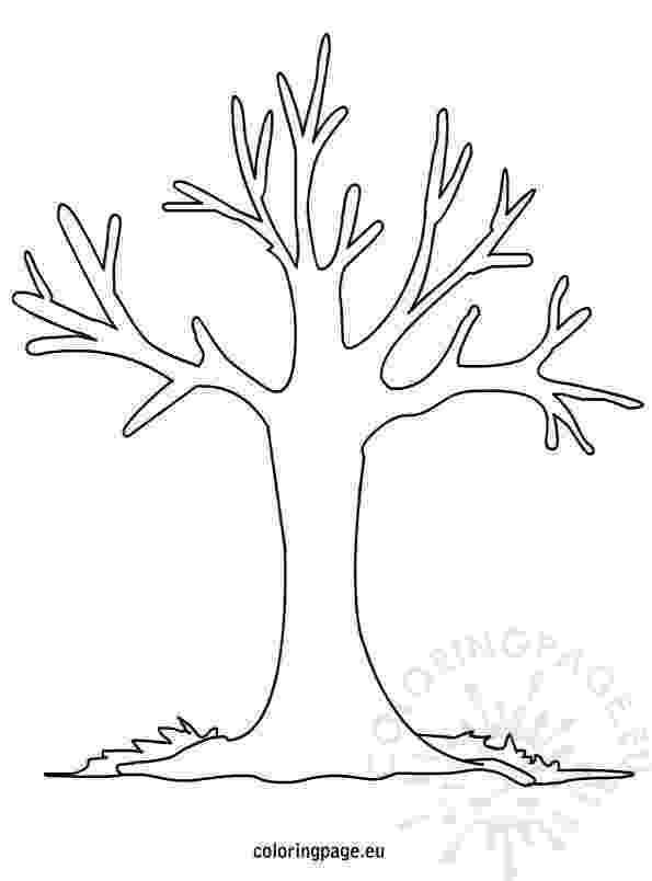 autumn tree coloring page fall harvest coloring pages to print loving printable autumn tree coloring page