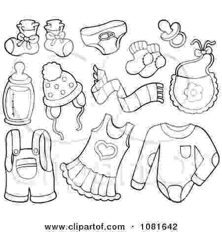 baby clothes coloring pages baby background coloring page free stock photo public coloring baby pages clothes
