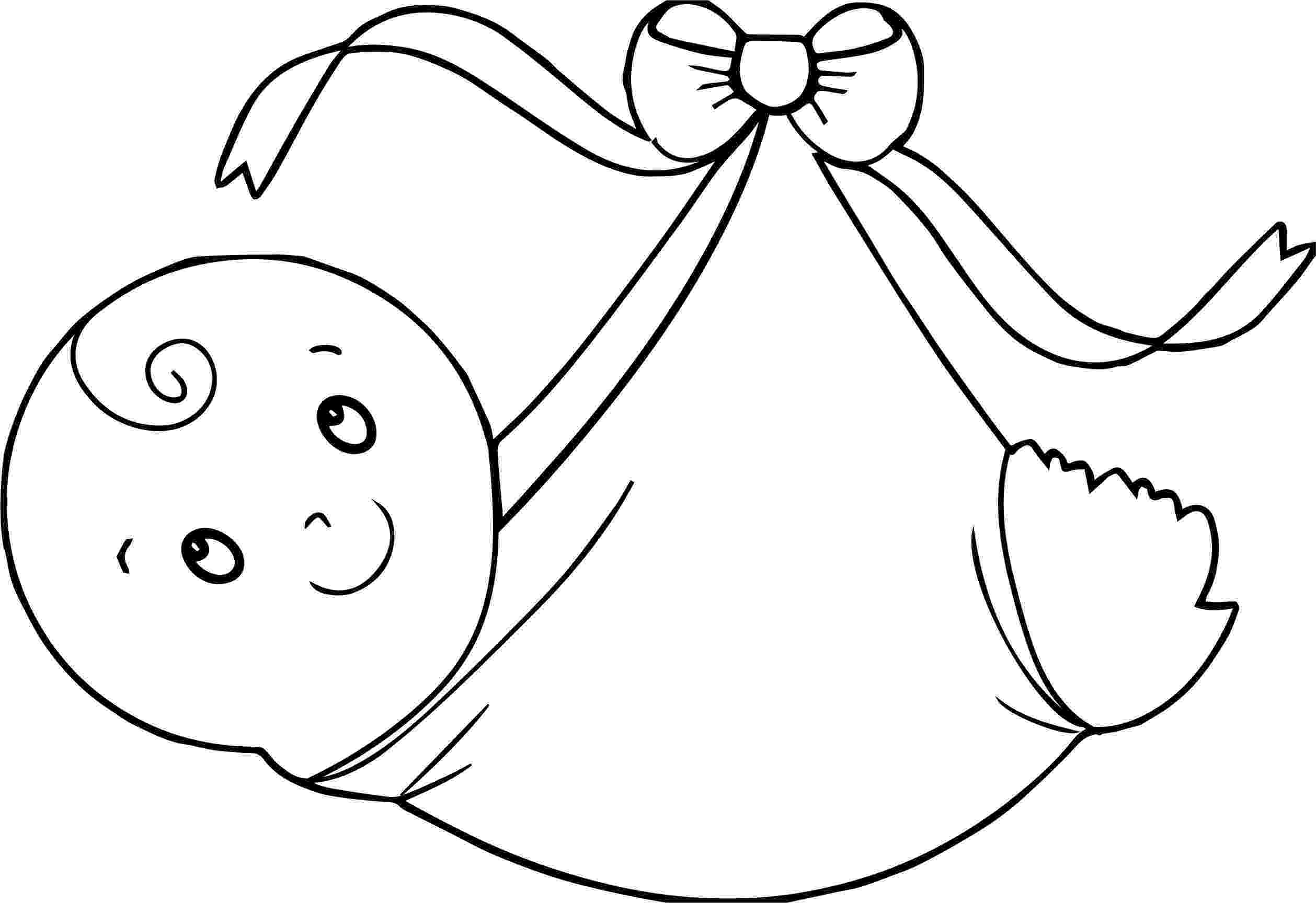 baby clothes coloring pages swaddling clothes baby boy coloring page wecoloringpagecom clothes pages baby coloring