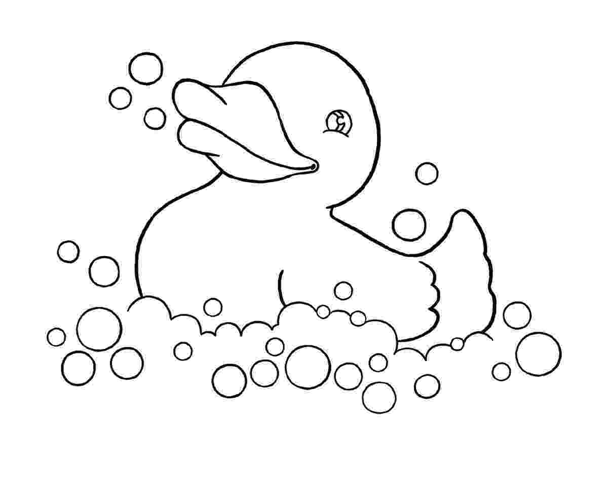 baby duck coloring pages duck template animal templates free premium templates pages duck coloring baby