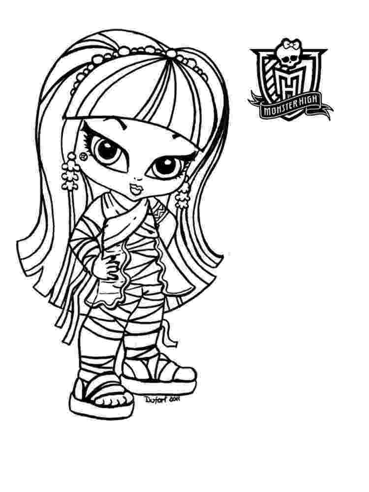 baby monster high coloring pages all about monster high dolls baby monster high character baby pages coloring monster high