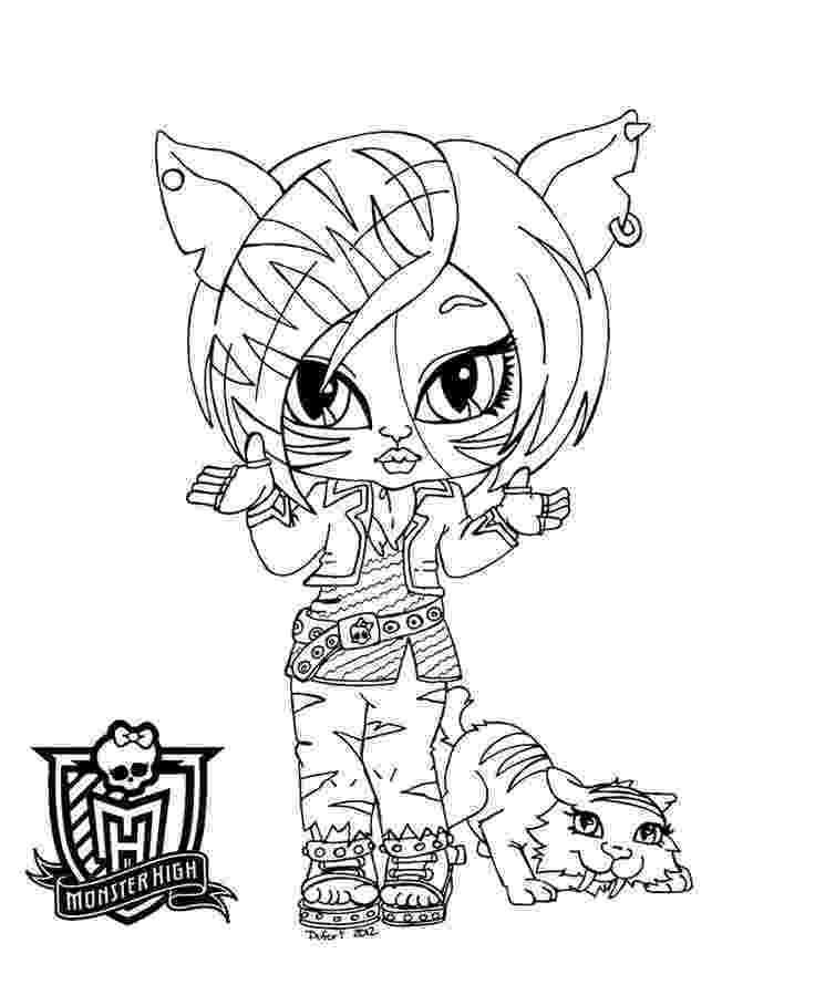 baby monster high coloring pages baby monster high coloring pages free printable baby monster baby coloring high pages