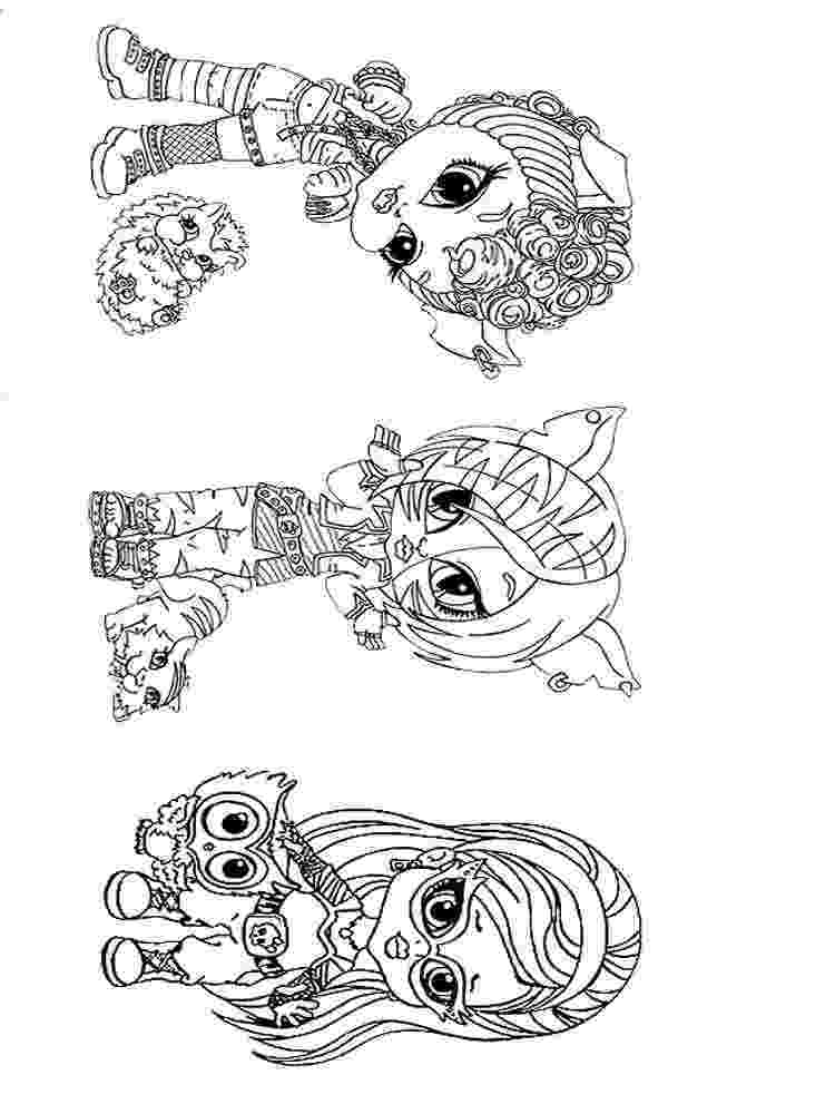 baby monster high coloring pages howleen wolf coloring pages download and print for free baby coloring high pages monster
