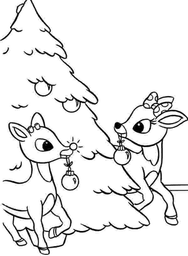 baby reindeer coloring pages christmas baby reindeer coloring pages preschool in coloring pages reindeer baby