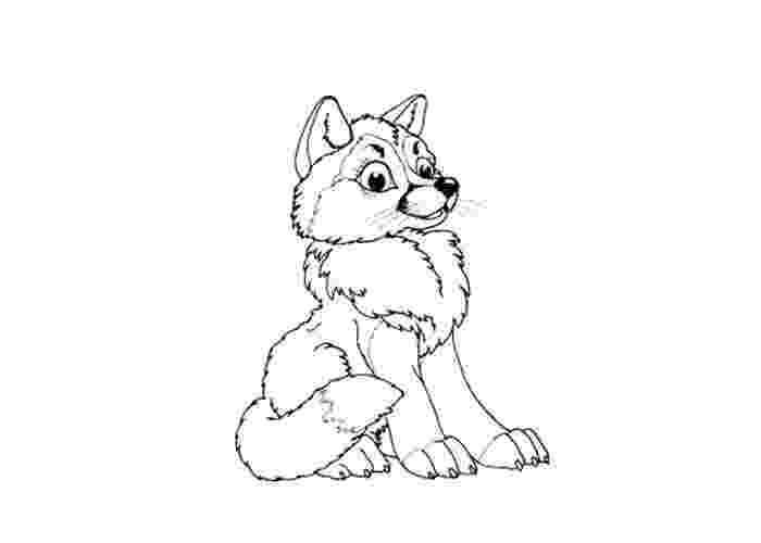 baby wolf coloring pages babies wolf coloring page download print online coloring wolf pages baby