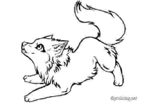 baby wolf coloring pages cute baby wolf coloring page free printable coloring pages coloring baby wolf pages