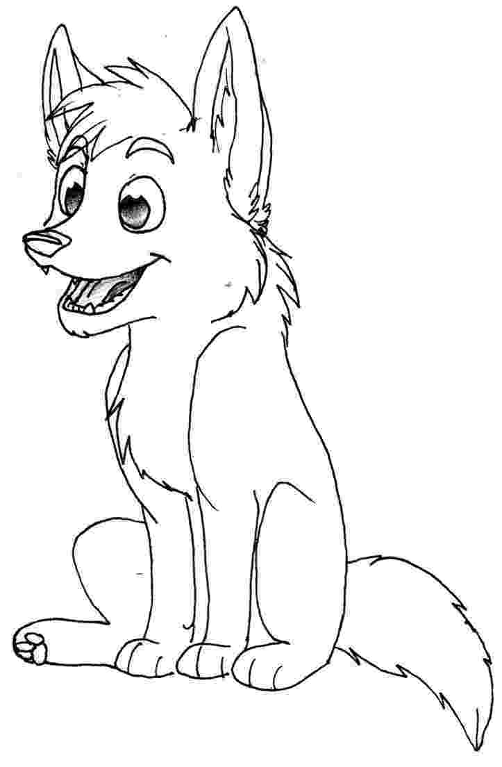 baby wolf coloring pages free printable wolf coloring pages for kids baby wolf pages coloring
