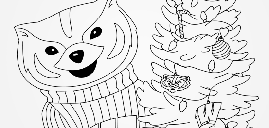 badger colouring badger coloring page getcoloringpagescom colouring badger