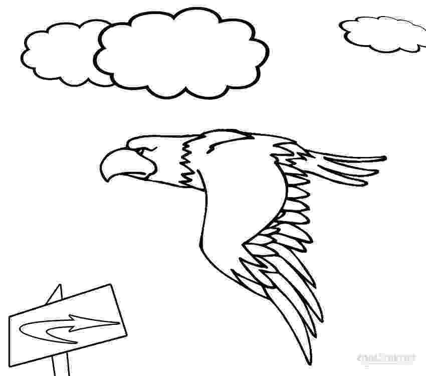 bald eagle coloring bald eagle is hungry coloring page netart eagle bald coloring